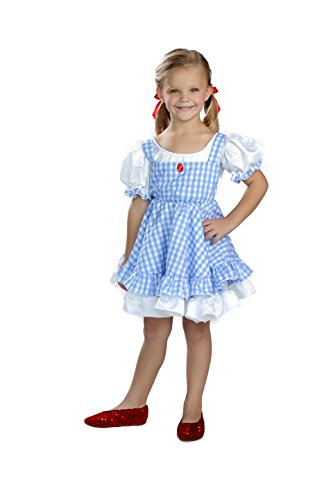 Deluxe Dorothy Shoes (Deluxe Gingham Leah Costume)