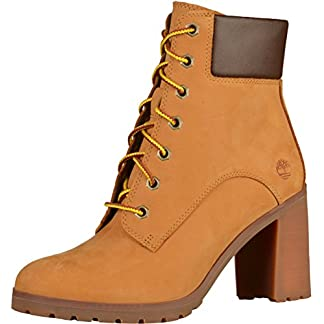 Timberland Women's Allington 6in Lace Up Ankle Boot 10