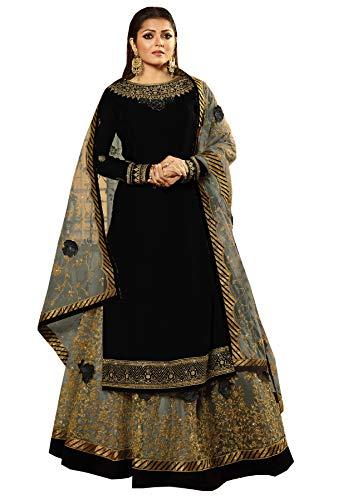 STELLACOUTURE Ready to wear Lehenga Type Indian Salwar Kameez for Women 45001