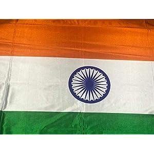 The Flag Company Indian Flag – 4 feet X 6 Feet