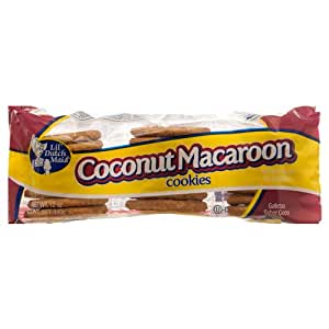 New 301350 Ldm Coconut Macaroon 12 Oz (12-Pack) Cookies