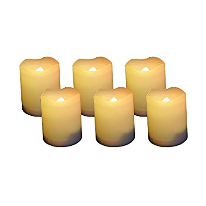 Flameless Votive Candles Best Amazon Candle Choice Set Of 60 Votive Flameless Candles With