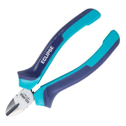 Eclipse Tools PW7735/11 Diagonal Cutting Nipper, Blue, 5-Inch Spear & Jackson
