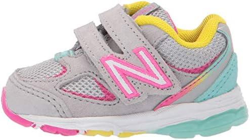 New Balance Unisex-Child 888 V2 Hook and Loop Running Shoe