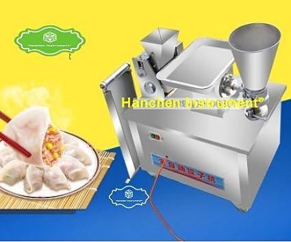 Con un conjunto de molde 4800pcs/hora 80 tamaño automático Dumpling Samosa empanada de rollo