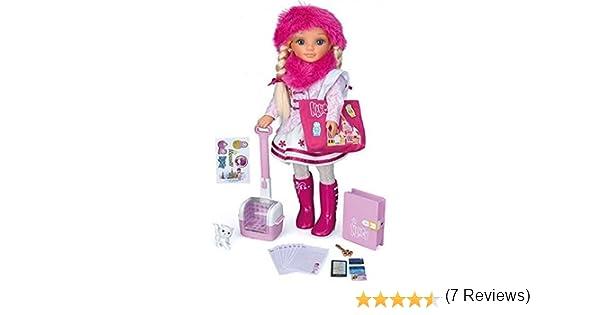 Amazon.es: Nancy 700011760 - Aventuras por el mundo: Moscú, muñeca: Juguetes y juegos