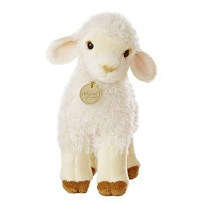 "Aurora - Miyoni - 10"" Lovely Lamb: Toys & Games"