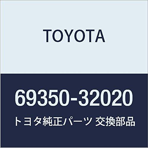 Toyota 69350-32020 Door Lock Assembly