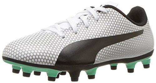75f8dd7c9e0c89 PUMA Unisex Spirit FG Jr Soccer Shoe