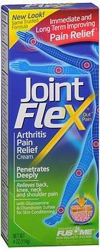 JointFlex Arthritis Pain Relief Cream, 4 oz Per Tube (4 - Pain Relieving Joint Flex Cream