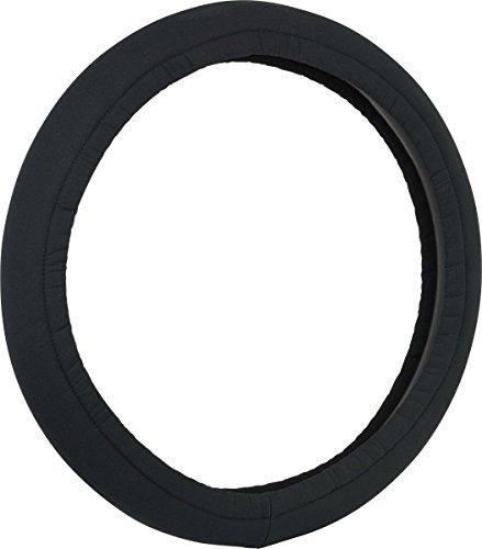 Bell Automotive 22-1-53405-9 Universal Neoprene Black Steering Wheel Cover (Neoprene Steering Wheel Cover)