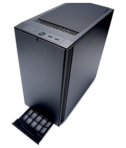 4 opinioni per Fractal Design FD-CA-DEF-MINI-C-BK Define Mini C Case per PC, Nero