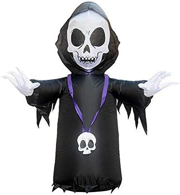 Coseyil - Decoración Hinchable para Halloween, Fantasma ...