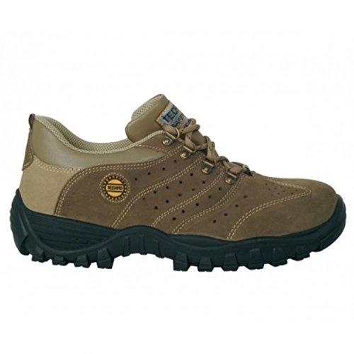 """Cofra NT 290-000.W43 S1 SRC taglia 43 """"New Nilo» le scarpe di sicurezza, colore: beige"""