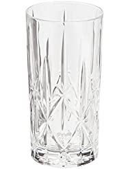 Marquis by Waterford 160422 Sparkle High Ball Glasses, 22-Ounce, Set of 4