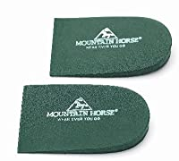 Mountain Horse Heel Lifters - LARGE (LDS9-11)