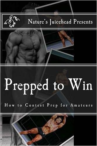 Prepped To Win How To Contest Prep For Amateurs Carlos G Hurtado Jr 9781539670193 Amazon Com Books