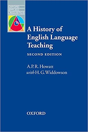 a history of english language teaching elt 2nd edition oxford