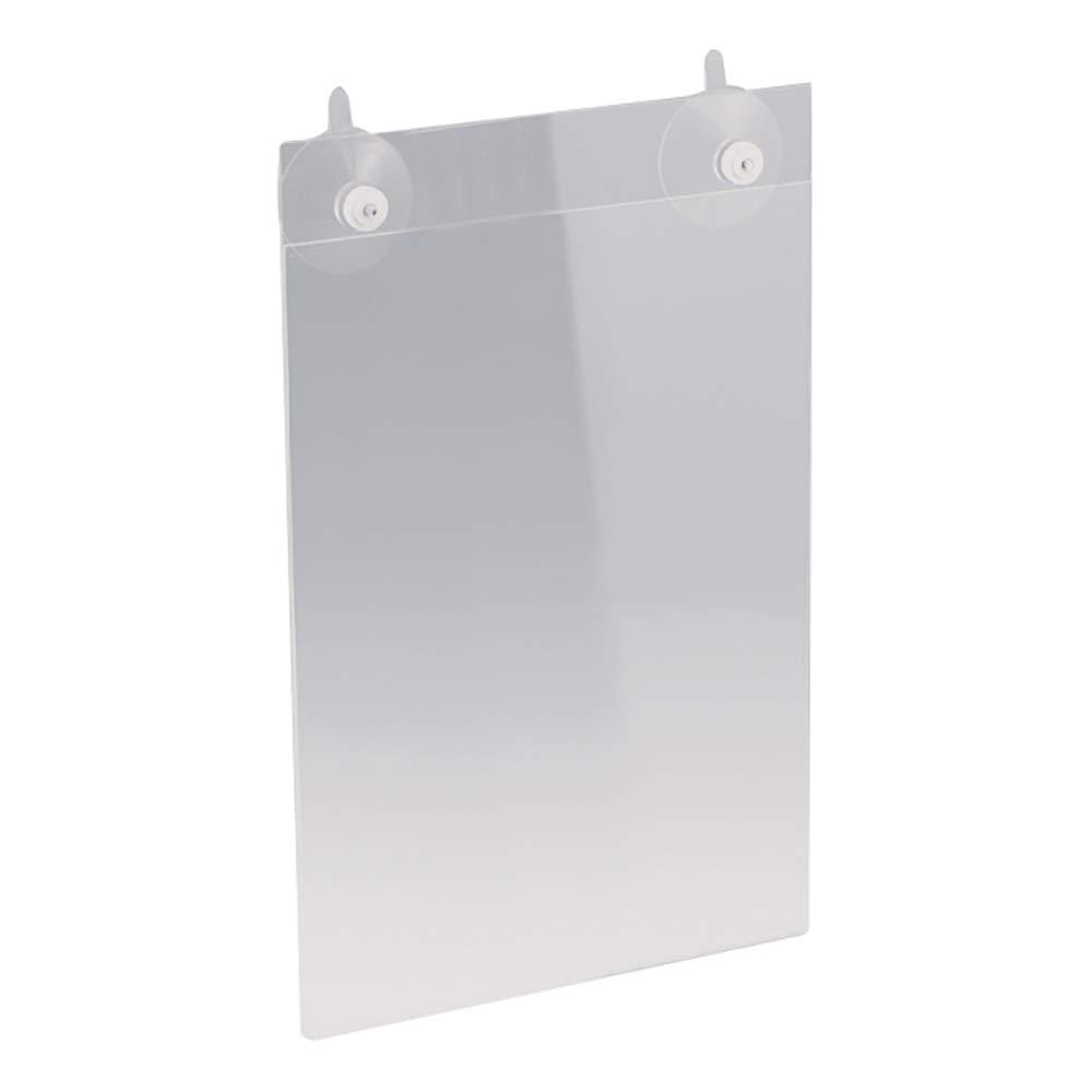 Amazon.de: ShopDirect Fensterplakathalter, Plakatrahmen für Fenster ...