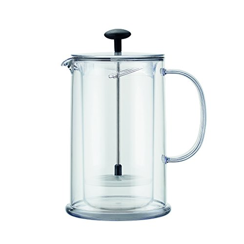 Bodum 1608-10 Thermia Double Wall Coffee and Tea Press, 12.6 x 17.9 x 23.8 cm,Transparent (Vacuum Bodum Coffee)