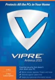 viper security software - ThreatTrack Security VIPRE Antivirus 2015 - 5 Users [Key Card] [Old Version]
