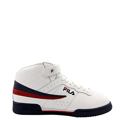 Fila Men's F-13v Lea/syn Fashion Sneakers