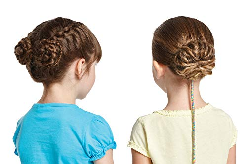 Make It Real - Sunny Day Style Files Set. DIY Fashion Hairstyle and Accessories Set for Little Girls Inspired by Nickelodeon's Sunny Day