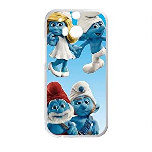 ORIGINE Charming The Smurfs Cell Phone Case for HTC One M8