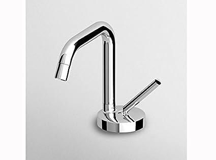 Zucchetti ISYSTICK miscelatore lavabo monocomando ZP1195: Amazon.it ...