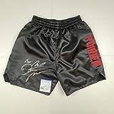 Autographed/Signed Dustin Poirier UFC MMA Black