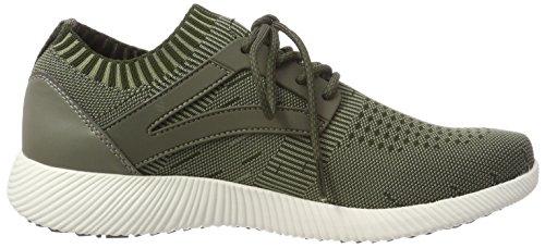 Dockers by Gerli Herren 42li009-700850 Sneaker Braun (Khaki 850)