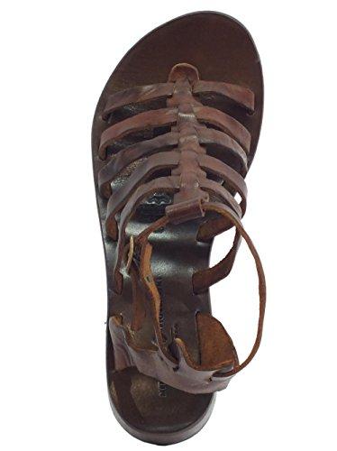 Mahagoni Damen MERCANTI FIORENTINI Sandalen FIORENTINI Sandalen MERCANTI Damen E0qUfwxn1t
