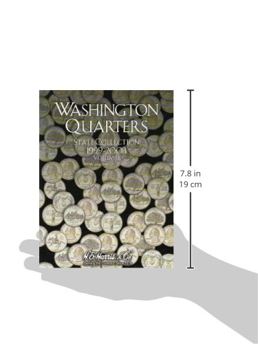 Washington Quarters: State Collection, Vol. 1: 1999-2003 by H.E. Harris (Image #2)