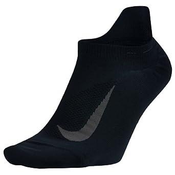 Nike Herren Elite Running Lightweight No Show Tab Laufsocken