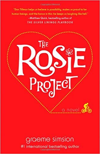 The Rosie Project - from a list of feel-good books that will make you smile | The Good Living Blog