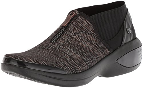 Women's Heather Fling BZees Black Sneaker TCwdvq