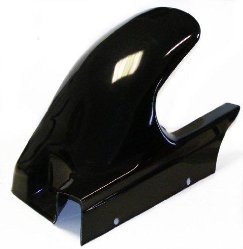 (Powerbronze 300-K103-003 Rear Hugger to fit Kawasaki Ninja ZX6-R in gloss black)