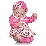 Belegend 27CM NPK Baby Reborn Doll Full Body Silicone Lifelike Jointed