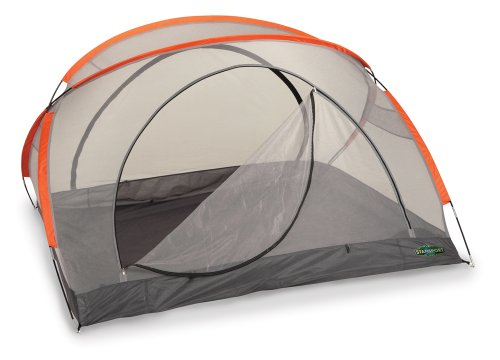 Stansport Starlite III Mesh Backpack Tent (Orange, 78 X 90 X 50-Inch), Outdoor Stuffs