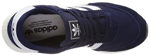 Basso 3 Collegiate Navy Uomo Gum Collo Ftwr Blu adidas a Runner Sneaker White Iniki qgxUwZyOpX