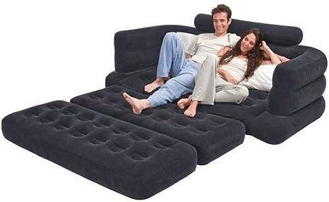Amazon.com: Intex Seccionales Sleeper sofá futon ...