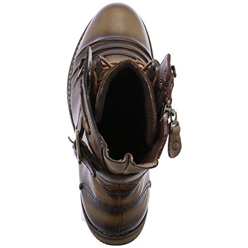 Damen Braun Stiefeletten Stiefeletten Boots Maciejka Damen Boots Maciejka xaPSIqSnR
