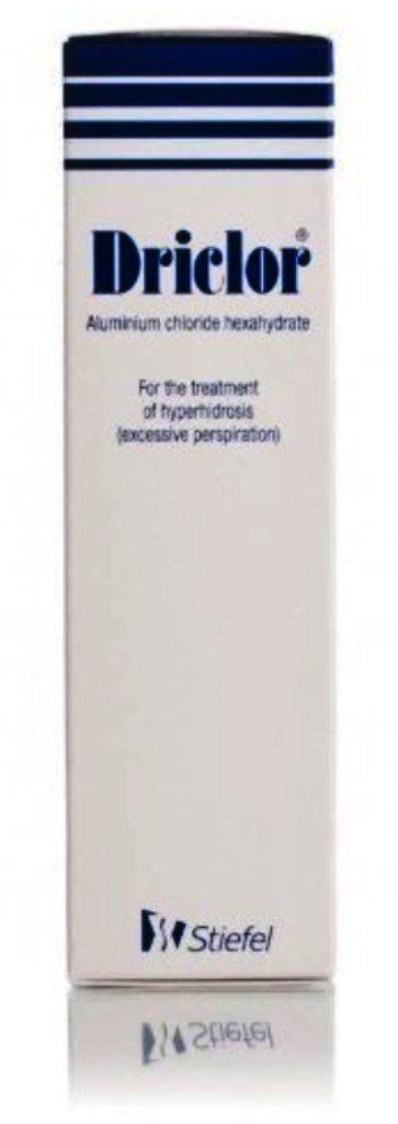 Driclor Antiperspirant Roll on 75ml x 12 bottles
