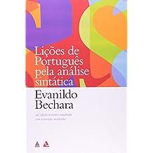 Lições de Português Pela Análise Sintática