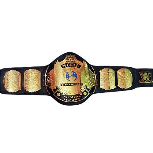 (Vitalusa WWE/WWF Eagle Winged Classic Gold Championship Wrestling Replica Title Belt Adult Size)