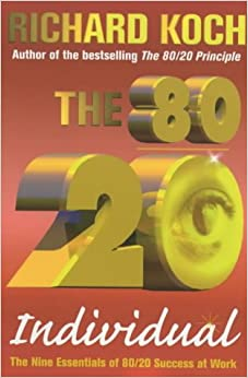 Book The 80/20 Individual: The Nine Essentials of 80/20 Success at Work
