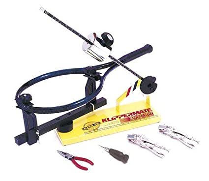 Tennis Stringing Machine >> Klippermate Tennis Racquet Racket Stringing Machine