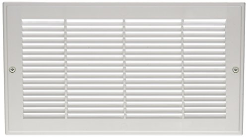 Imperial Manufacturing Rg3010 Sidewall Grille White by Imperial (Image #1)