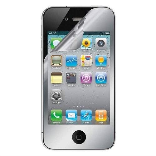 Belkin Mirrored Screen Protector for iPhone 4s - 2 pack by Belkin