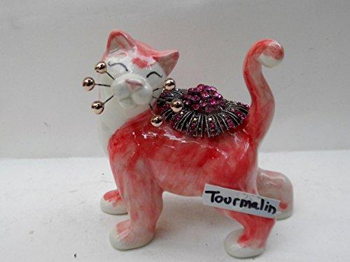 Heart Cat Figurine - 9